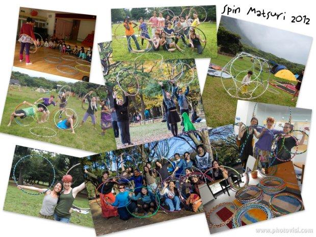 Spin Matsuri 2012